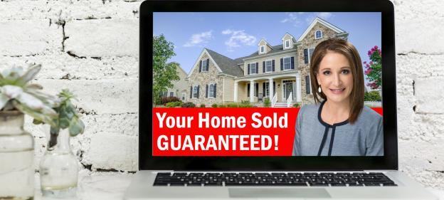 Betsy Pepine gives a guarantee she'll sell your home if you do the Guaranteed Sales Program with Pepine Realty