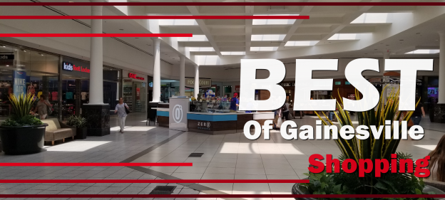 Oaks Mall is one of the best places to shop in Gainesville and Alachua County.