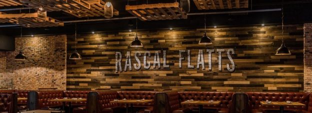 The Gainesville Rascal Flatt Bar and Grills will be one of the first. Currently one is in Stamford, CT
