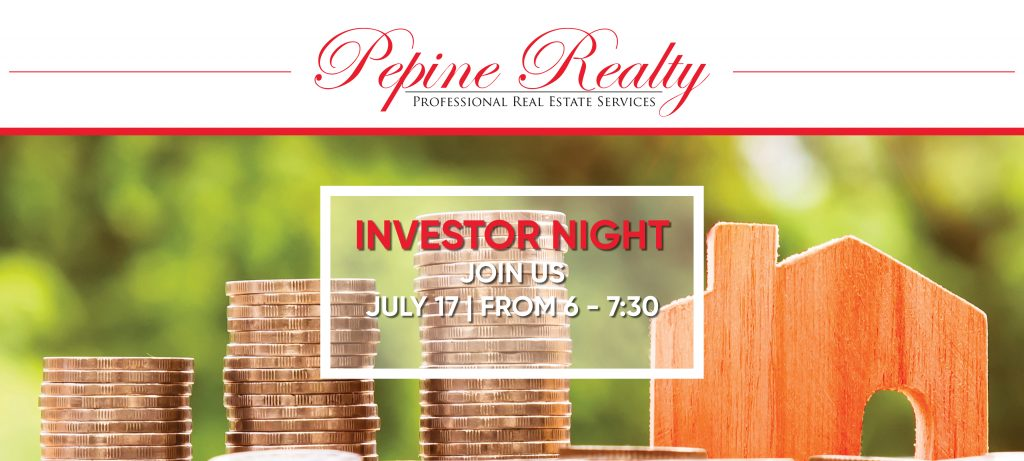 Pepine Realty Investor Night learn about investing, house flipping and more in the Gainesville area