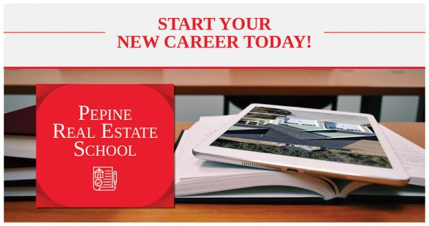 Pepine Real Estate School is from August 6 to August 17 in Gainesville, Florida and get licensed to be a Realtor.