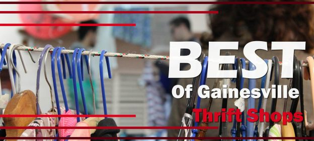 View the best thrift shops in the Gainesville area