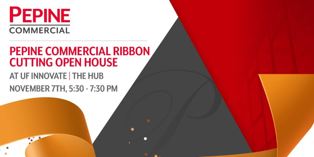 Join us for the Commercial Ribbon Cutting Open House