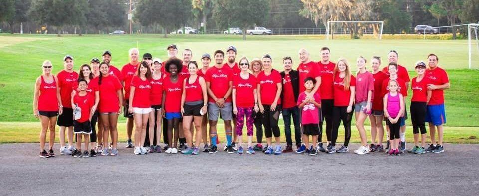 Pepine Realty participates in the heart walk